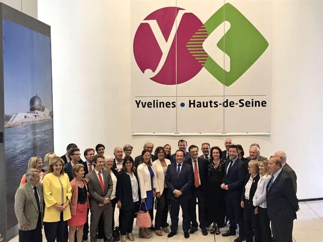 Fusion Yvelines Hauts-de-Seine