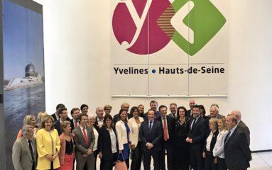 Rapprochement Yvelines / Haut de Seine: ça avance