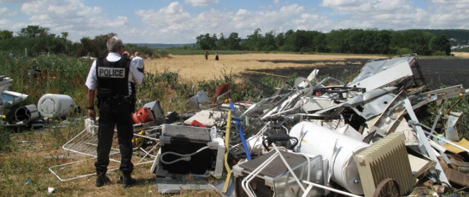 Triel-sur-Seine (78): le préfet reporte le démantèlement du camp de roms