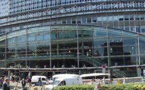 Nouvelle panne à la gare Montparnasse: le trafic interrompu