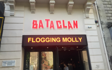 ​Flogging Molly au Bataclan