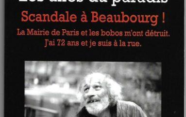 Livre : « Les ailes du paradis » , un scandale humain au coeur de Paris