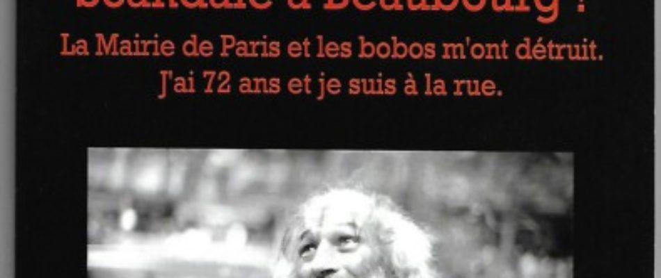 Livre: «Les ailes du paradis» , un scandale humain au coeur de Paris