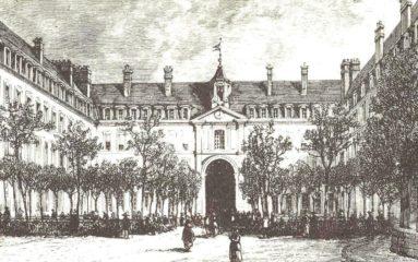 Histoire de Paris: l'Hospice des Quinze-Vingts