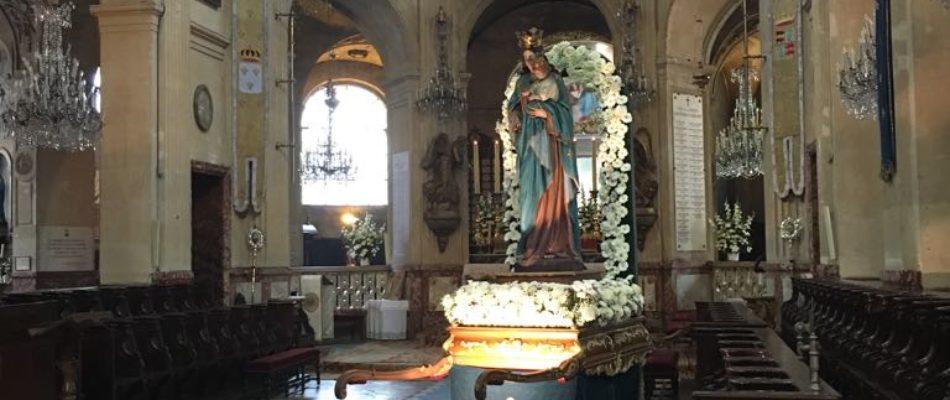 Assomption à Saint-Nicolas du Chardonnet