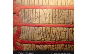 Livre: L'écriture runique et les origines de l'écriture