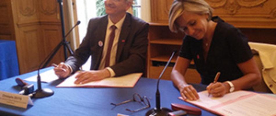 ARS / IDF: déclaration commune pour lutter contre le SIDA.