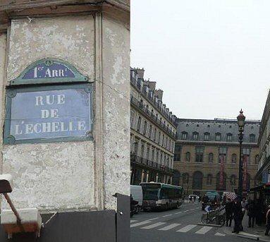 rue de l'Echelle
