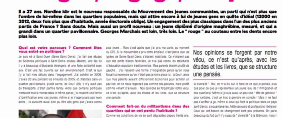 La Région Ile-de-France subventionne un journal communautariste et communisant