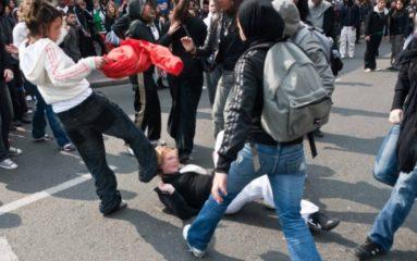 Paris, ville violente
