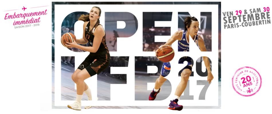 13e Open de la Ligue féminine de basket-ball