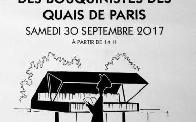 Samedi 30 septembre: c'est la «nuit des bouquinistes»