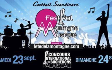 Que faire ce week-end? Le festival «Montagne et Musique»