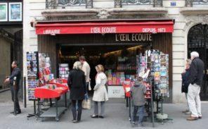Montparnasse: la librairie «L'Oeil écoute» au bord de la fermeture