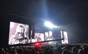 Concert des «Insus» au Stade de France: choses vues
