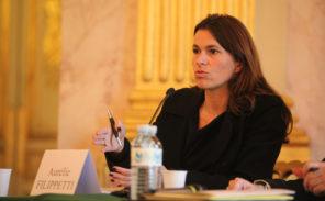 Aurélie Filippetti rejoint une école de journalisme