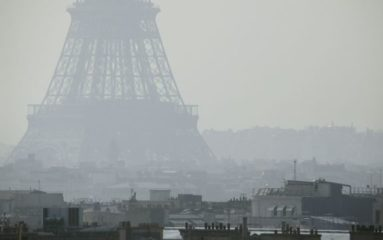 Pic de pollution : des mesures prises à Paris