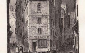Histoire de Paris: le fantôme d'Agnès Hellebic