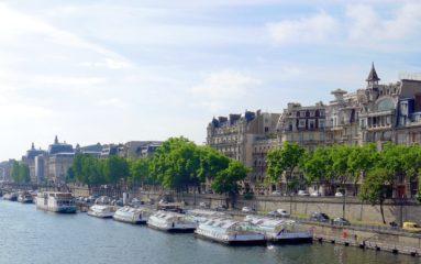 Histoire de Paris: le quai Anatole France