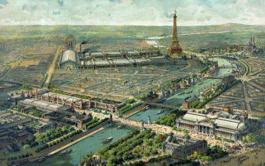 Exposition universelle: la candidature parisienne pharaonique pour 2025