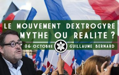 Conférence : « Le mouvement dextrogyre, mythe ou réalité ? »