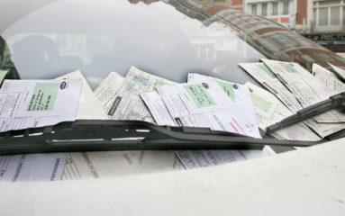 Non-paiement du stationnement: les amendes vont augmenter