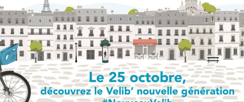 Les nouveaux Velib' en test au Bassin de la Villette!