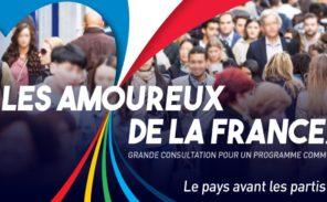Nicolas Dupont-Aignan et Jean-Frédéric Poisson lancent «Les amoureux de la France»