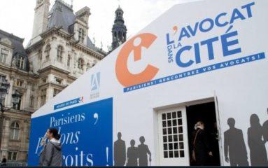 « Avocats dans la cité » : des consultations juridiques gratuites pour les parisiens