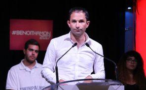 Benoît Hamon et plusieurs élus socialistes créent un nouveau groupe au Conseil régional d'Ile-de-France