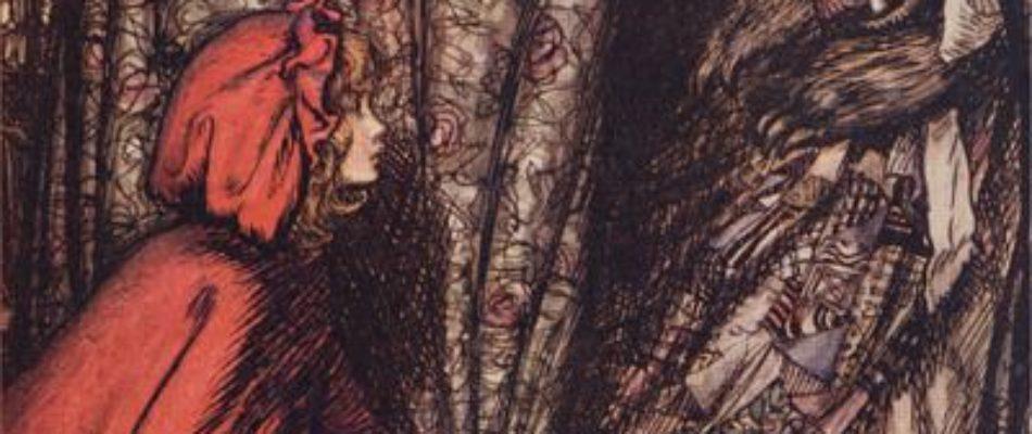 Livre : « Les Contes de Grimm » illustrés par Arthur Rackham