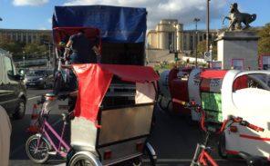 37 tricycles immobilisés par la police après contrôle