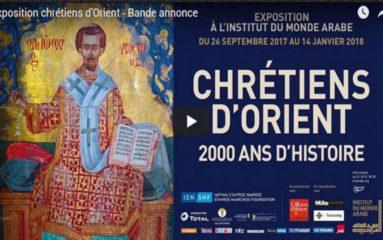 Exposition: «Chrétiens d'Orient, 2000 ans d'histoire»