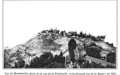 Histoire de Paris: Montmartre anecdotique et légendaire