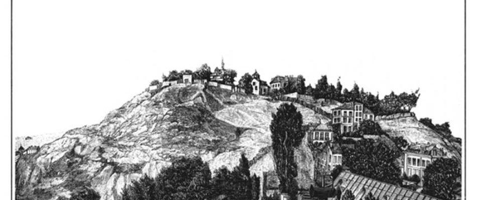 Histoire de Paris : Montmartre anecdotique et légendaire