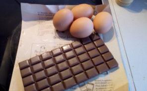 Recette du mois: LA mousse au chocolat!!!