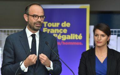 Lancement du «tour de France de l'égalité entre les hommes et les femmes»