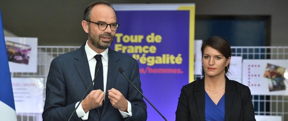 Lancement du « tour de France de l'égalité entre les hommes et les femmes »
