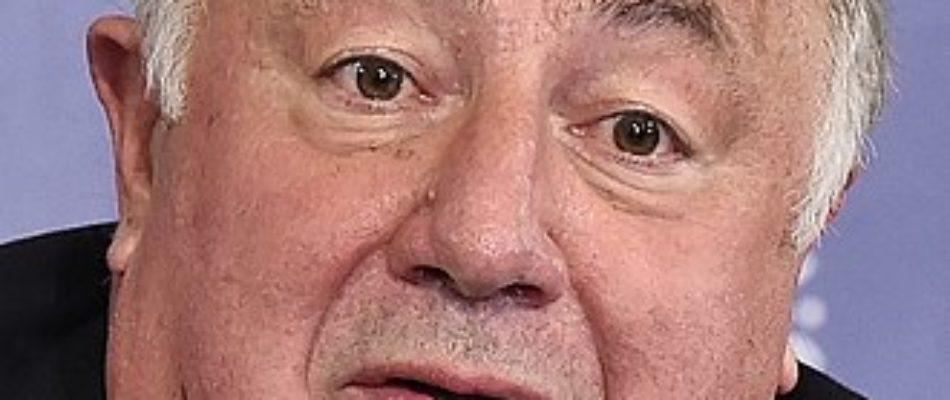 Gérard Larcher réélu président du Sénat