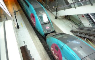 Des TGV «Ouigo» partiront de la gare Montparnasse
