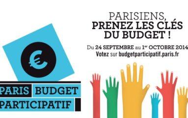Budget participatif: vote jusqu'au 23/09