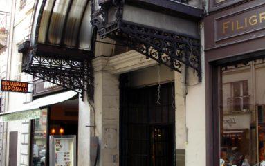 Histoire de Paris : la rue Saint-Augustin et le Passage Choiseul