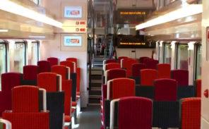 REGIO 2N: nouveau train en Ile de France