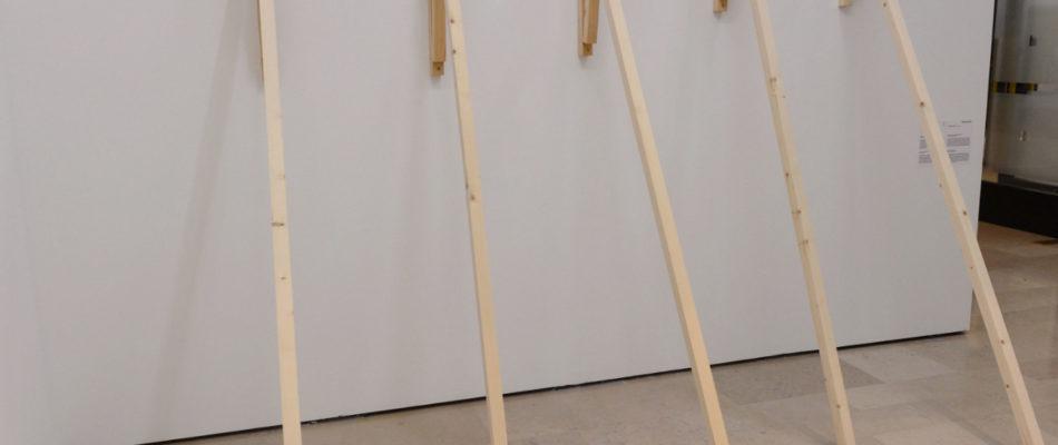 Salon d'art contemporainde Montrouge: les «œuvres» vendues aux enchères