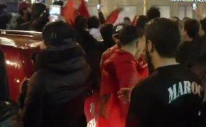 Des supporters marocains déferlent sur les Champs-Élysées: ce qu'en dit Jean Ernice