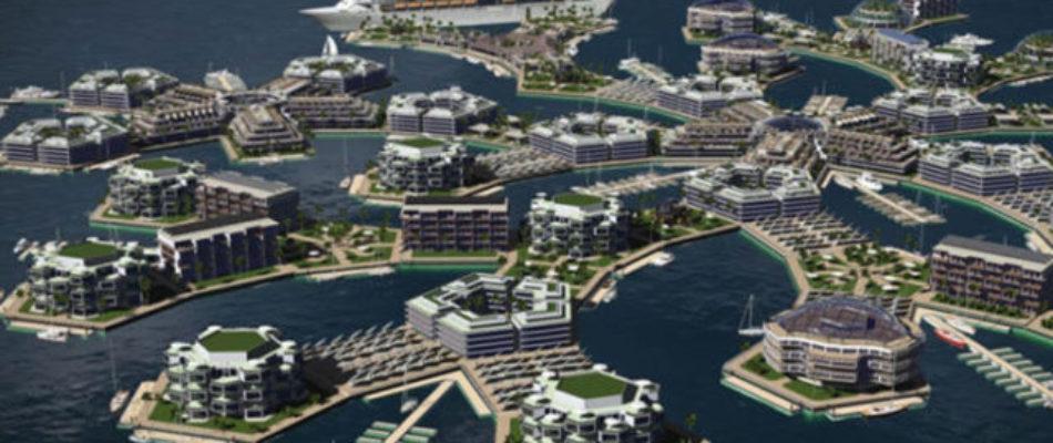 Oligarchie financière: l'île fantastique