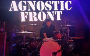 Concert: «Agnostic Front» au Gibus
