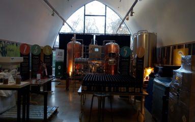 Bière de Paris: visite au Chai de Bercy!