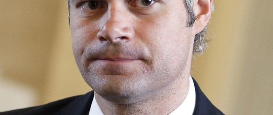 Laurent Wauquiez mène campagne à Paris le 20 novembre