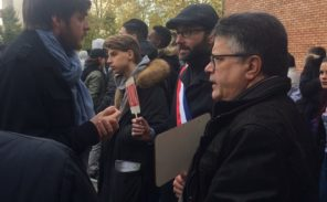 Mobilisation dans deux lycées franciliens contre des expulsions d'élèves